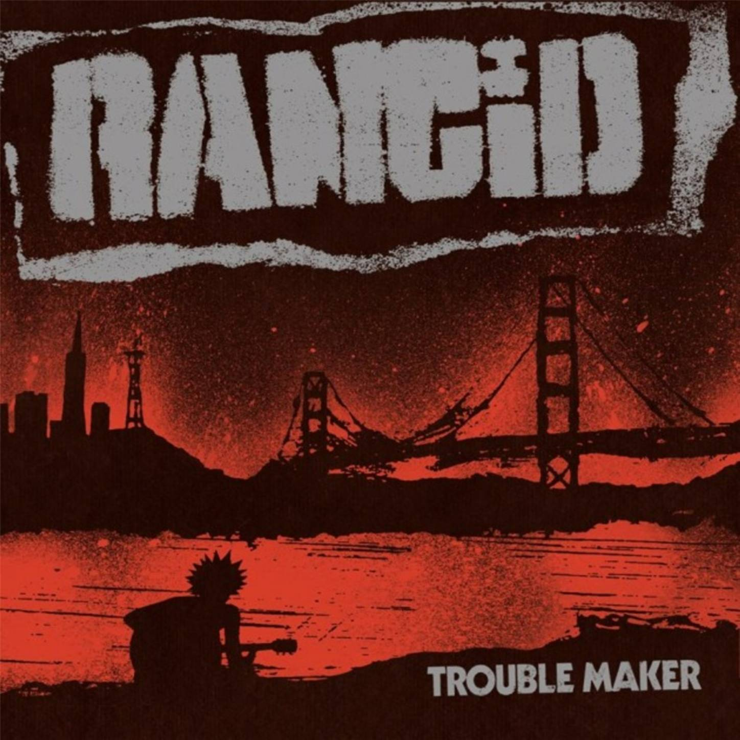 RANCID - TROUBLE MAKER LP _ Vinyl _ DIGIPACK _ CD