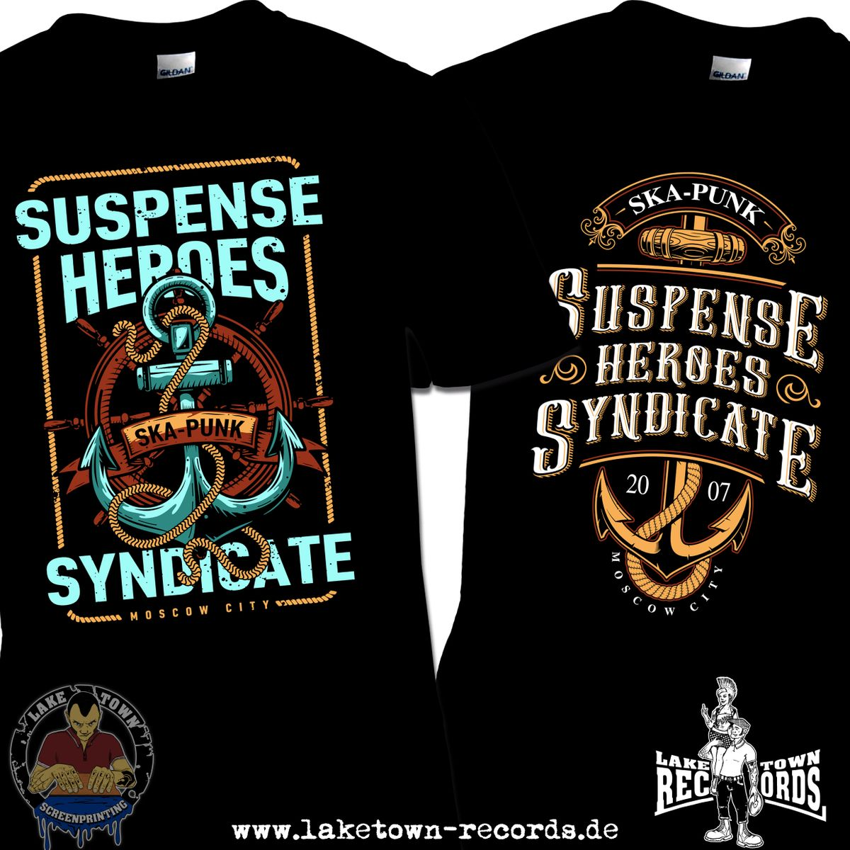 Suspense_Heroes_Syndicate_shirts