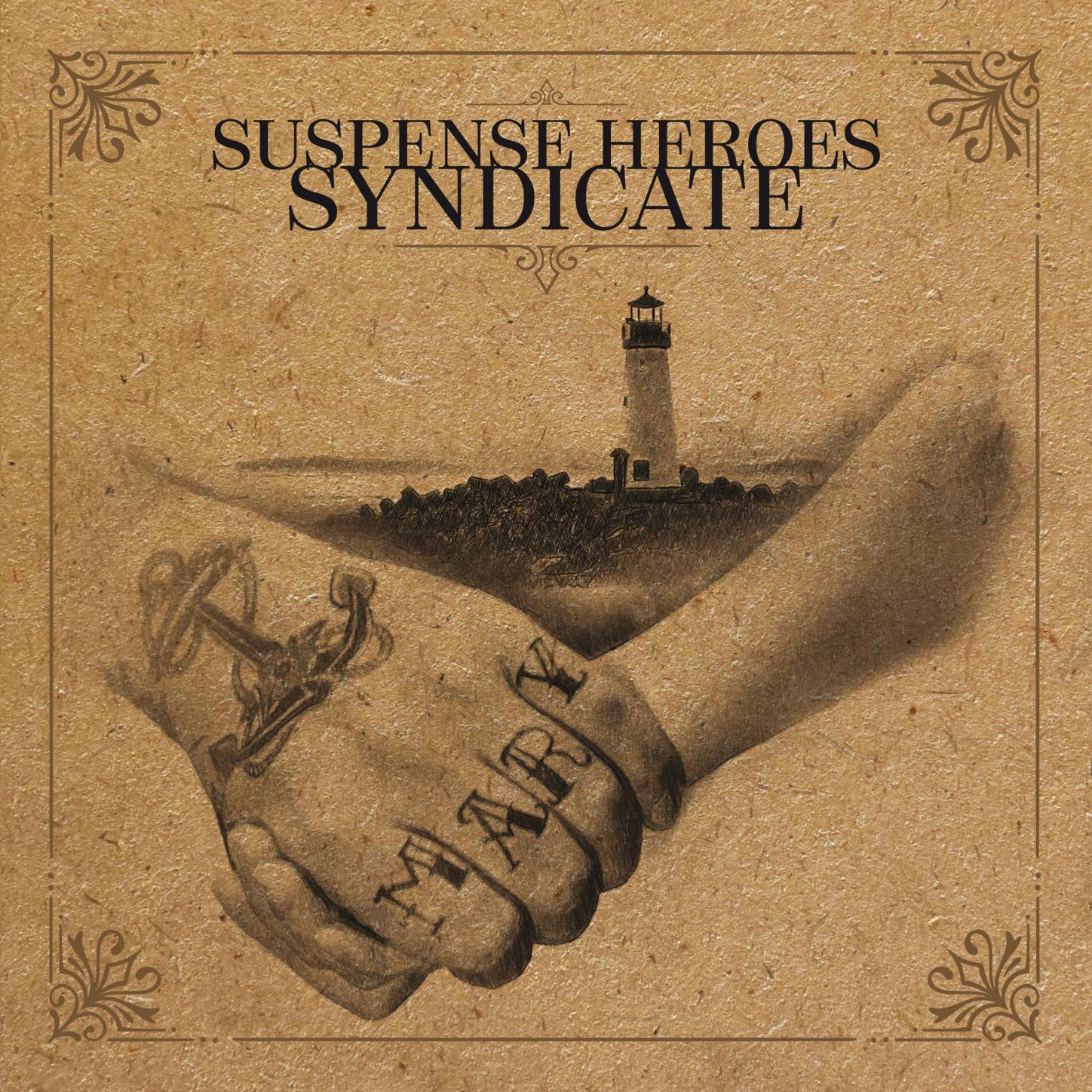 Suspense Heroes Syndicate - Mary Cover