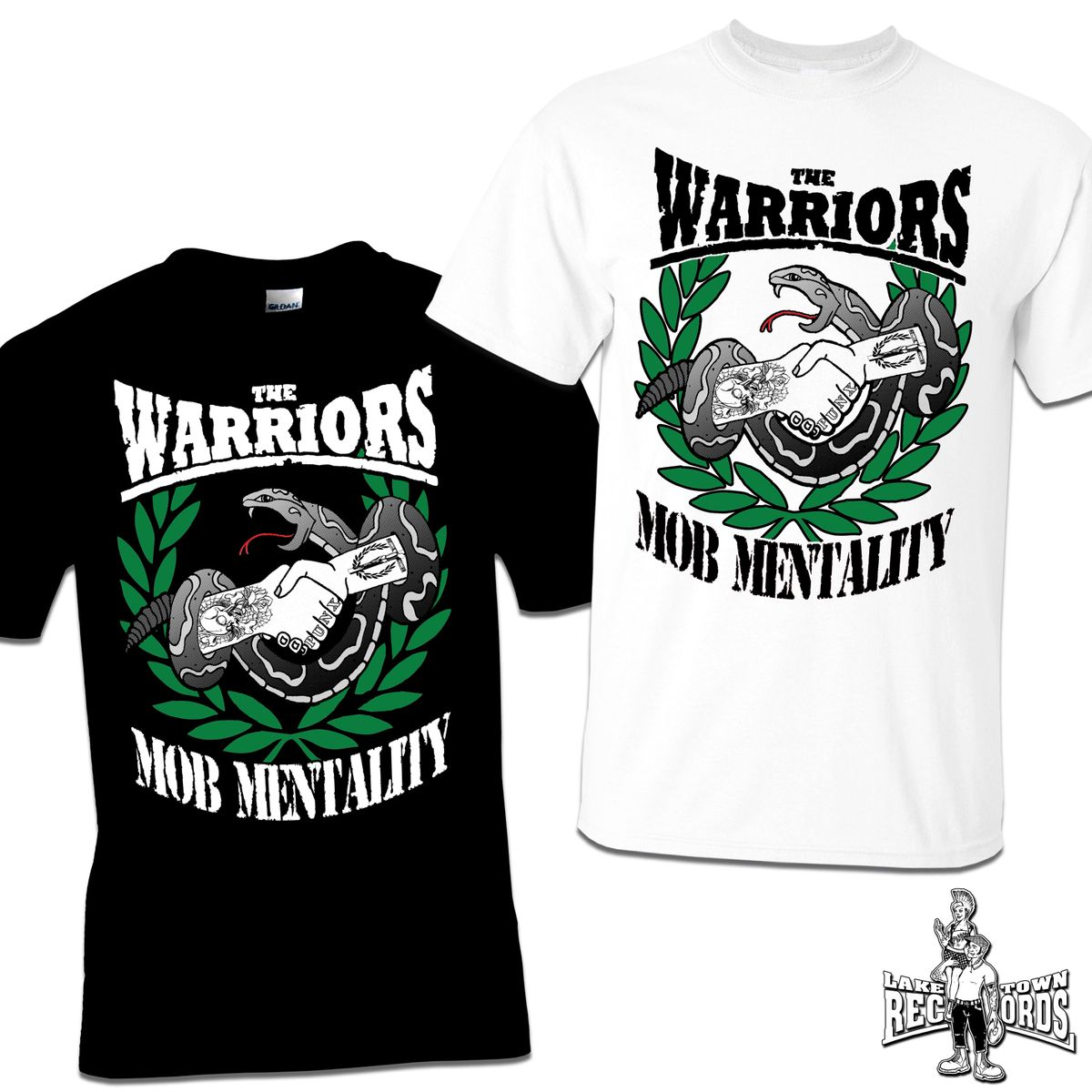 The Warriors / Mob Mentality - Friendship (T-Shirt)
