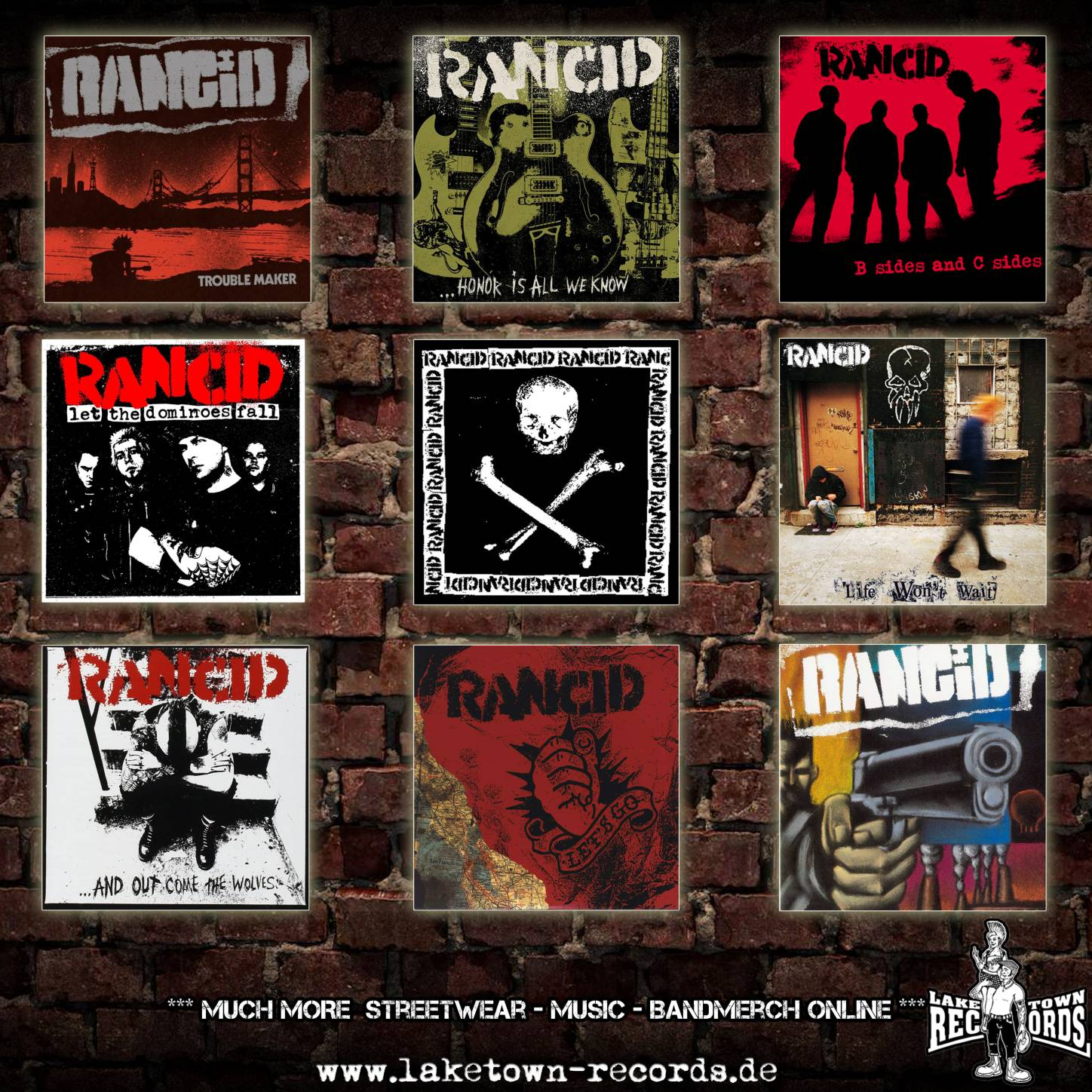 Rancid records