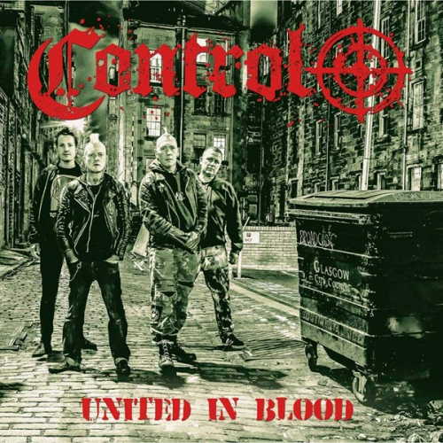 CONTROL - UNITED IN BLOOD (LP)